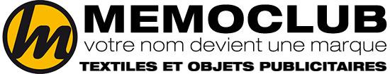 MEMOCLUB OBJETS TEXTILE PUBLICITAIRE